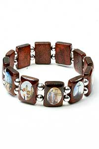 HF-A285 Religious Saints Bracelet